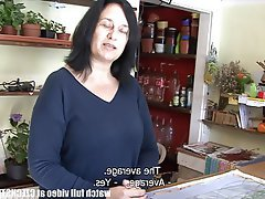 Amateur Czech Mature