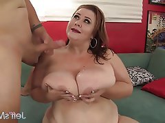 BBW Big Boobs Hardcore Mature MILF