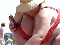 Amateur BBW Big Boobs Mature Russian