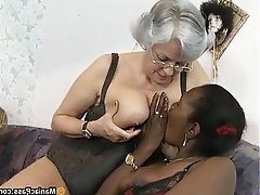 Anal Granny Group Sex Mature Stockings