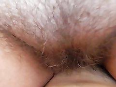 Amateur Hairy Mature MILF