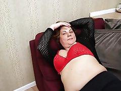 Amateur Big Boobs Brunette Mature MILF