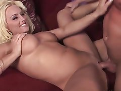 Big Boobs Blonde Facial Mature MILF