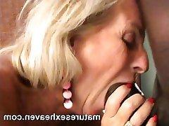 Amateur Granny Group Sex Interracial Mature