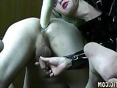 Amateur Anal Blonde German