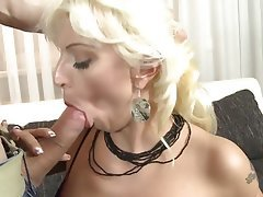 Mature Stockings MILF Old and Young POV