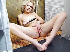 Masturbation Shower MILF Russian Mature