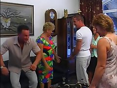 Anal German Group Sex Mature