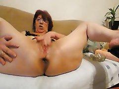 Granny Amateur Anal Mature Webcam