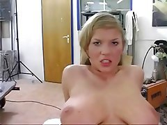 Anal Big Boobs Blonde MILF