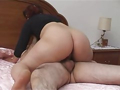 Big Butts Casting Spanish Mature