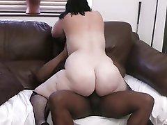 BBW Hardcore Interracial Mature MILF