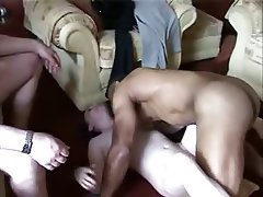 Amateur Hardcore Mature Threesome