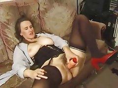 Big Boobs Cumshot Masturbation MILF