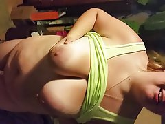 Amateur BBW Big Boobs Blowjob Old and Young