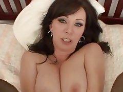 Big Boobs Brunette Creampie Mature MILF