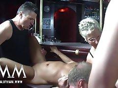 Amateur German Group Sex Mature Swinger