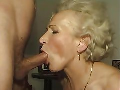 Granny Mature Old and Young Stockings